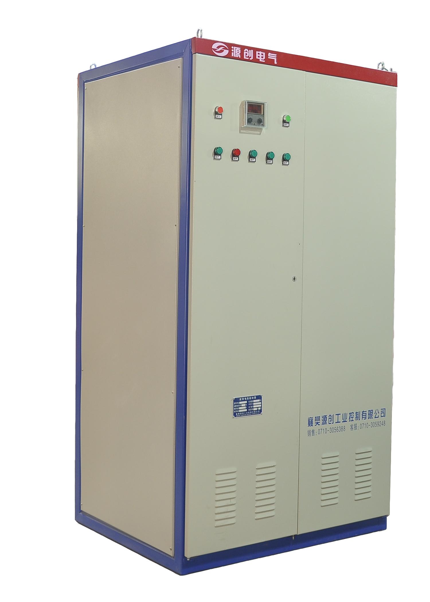 主要由柜体,电阻液箱,机械传动机构,极板,控制电路,检测